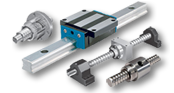 cnc linear guides ball screws nuts perth pinjarra mandurah makers repairs manufacturer